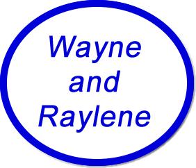 Wayne n Raylene